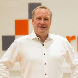 Ted Öqvist, VD, FormTrappan Tillverkning AB